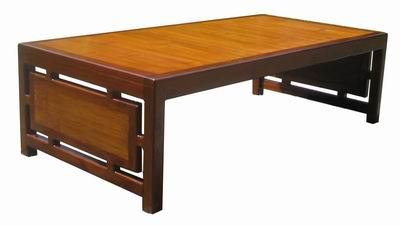 Coffee table 1 for Table basse 100x100